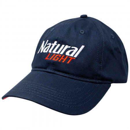 Natural Light Beer Adjustable Hat