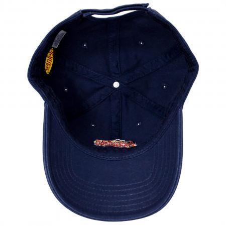 Seinfeld Logo Adjustable Dad Hat
