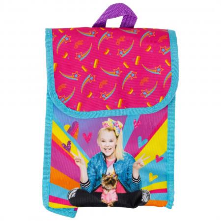 Jojo Backpack, Lunch Bag, Water Bottle 5-Piece Combo Set