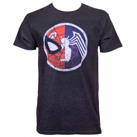 Spider-Man Venom Logo T-Shirt