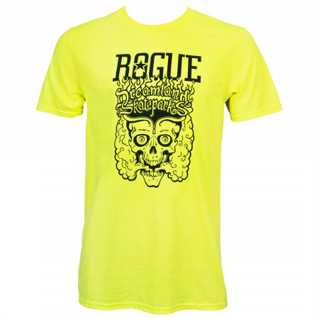 Rogue Ales Dreamland Yellow T-Shirt