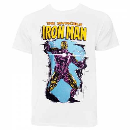 The Invincible Iron Man #600 Alex Ross Oversized Variant Cover T-Shirt