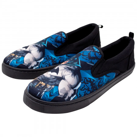 Batman Hush Comic Image Deck Shoes