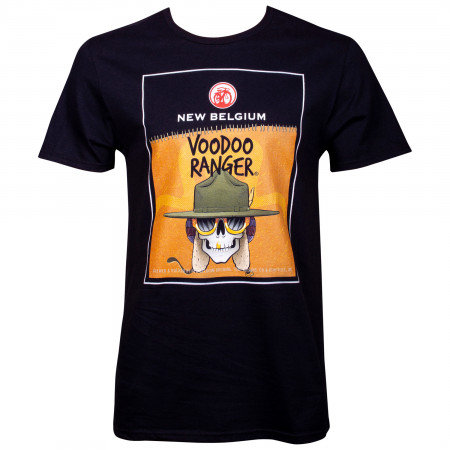 New Belgium Brewing Voodoo Ranger T-Shirt