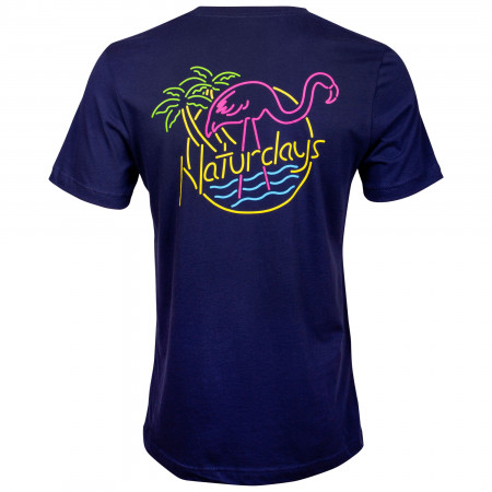Natural Light Naturdays Pocket T-Shirt