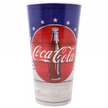 Coca Cola 20 Ounce Plastic Cup