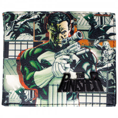 Punisher Bi-Fold Wallet