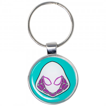 Spider-Gwen Keychain