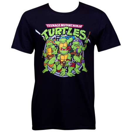 Teenage Mutant Ninja Turtle Classic T-Shirt