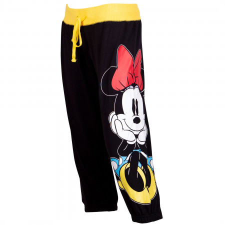 Minnie Mouse Signature Capri Pants
