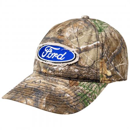 Ford Logo Camouflage Adjustable Hat