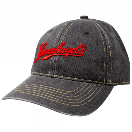 Leinenkugel Beer Red Logo Strapback Hat