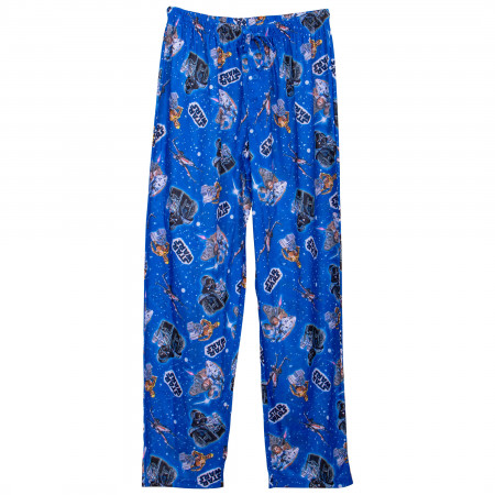 Star Wars All Over Images Sleep Pants
