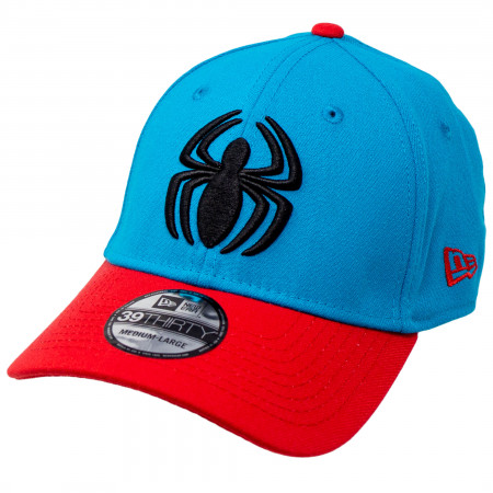 Scarlet Spider Spider-Man New Era 39Thirty Fitted Hat