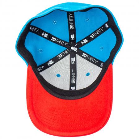 Scarlet Spider Spider-Man New Era 39Thirty Fitted Hat