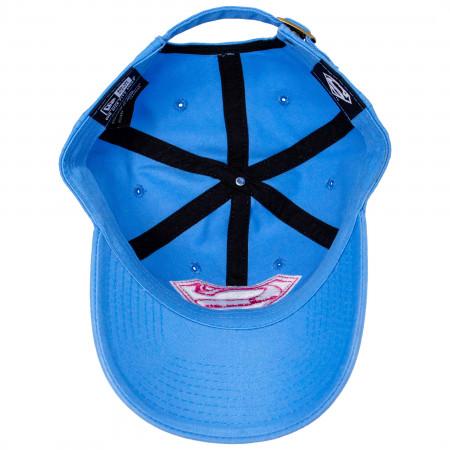 Supergirl Symbol New Era 9Twenty Casual Classic Adjustable Hat