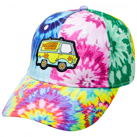 Scooby Doo Mystery Machine Tie Dye Hat