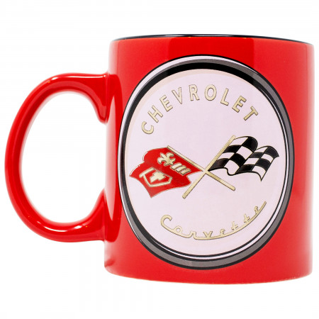 Chevrolet Racing 20 Ounce Ceramic Mug