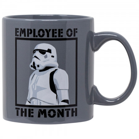 Star Wars Employee of the Month Stormtrooper 20 Ounce Mug