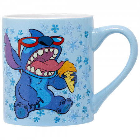 Disney Lilo and Stitch Shades 14 Ounce Ceramic Mug