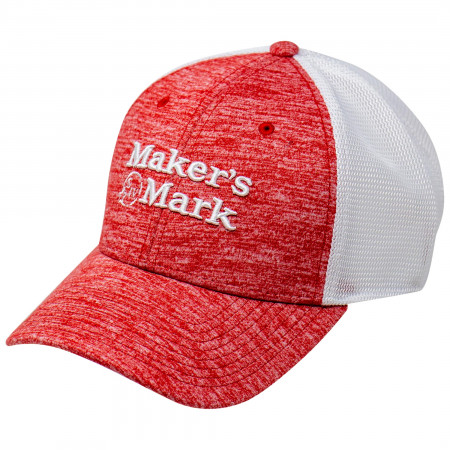 Maker's Mark Mesh Back Trucker Hat