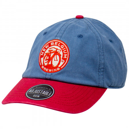 New Belgium Brewing Adjustable Dad Hat