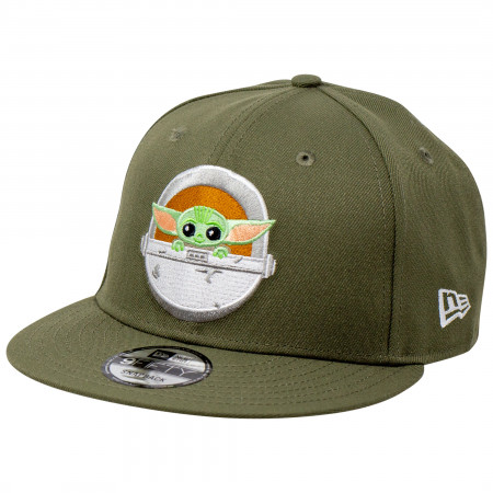 Star Wars Mandalorian The Child Green 9Fifty New Era Hat