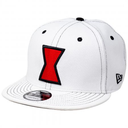 Black Widow Movie White Costume New Era 9Fifty Adjustable Hat