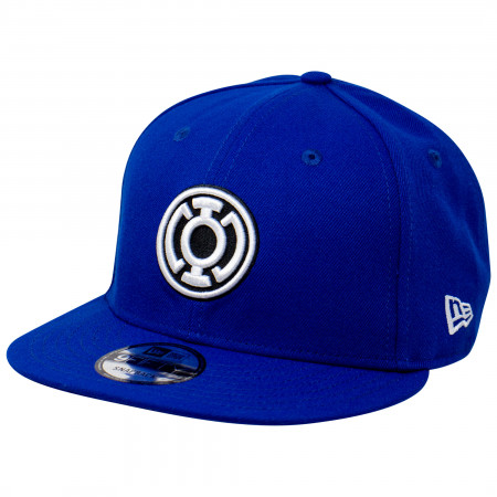 Blue Lantern Color Block New Era 9Fifty Adjustable Hat