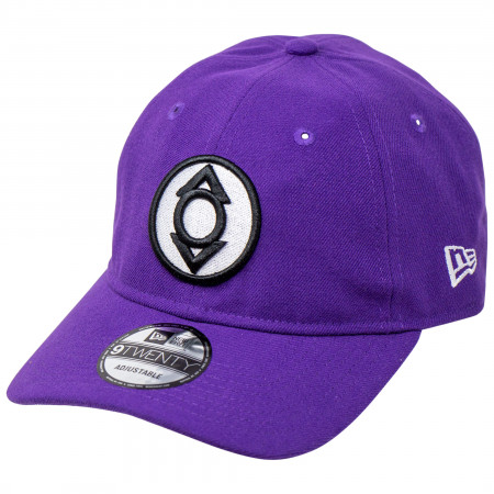Indigo Lantern Color Block New Era 9Twenty Adjustable Hat