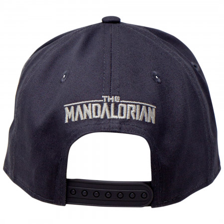 Star Wars The Mandalorian Helmet 9Forty Adjustable New Era Hat