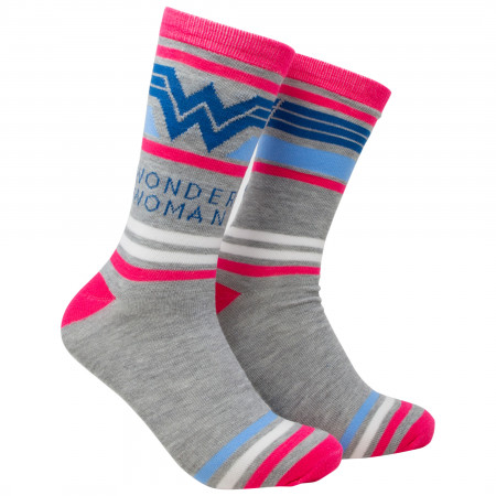 Wonder Woman 1984 Movie Heather Women's Socks