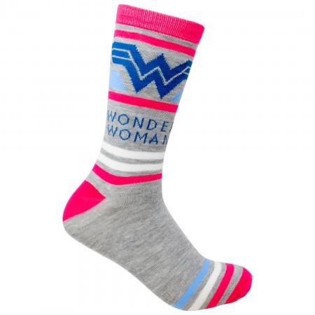 Wonder Woman 1984 Movie Heather Women's Socks