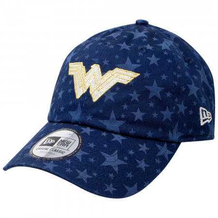 Wonder Woman Laser Etch Symbols Casual Classic 9Twenty New Era Hat