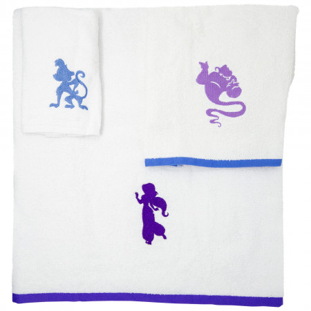 Disney Aladdin Arabian Nights 3-Piece Towel Set