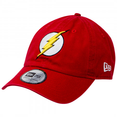 Flash Classic Symbol New Era Casual Classic Adjustable Dad Hat