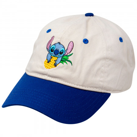 Disney Lilo and Stitch Pineapple Dad Hat