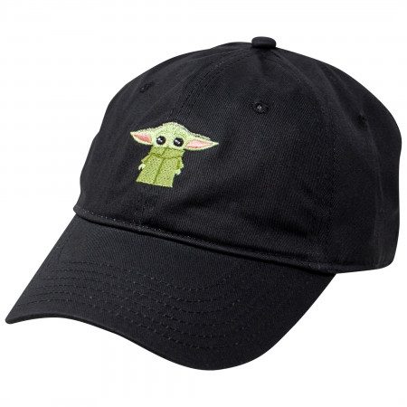 The Mandalorian The Child Adjustable Strapback Dad Hat