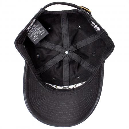 Batman Classic Symbol New Era Casual Classic Adjustable Dad Hat