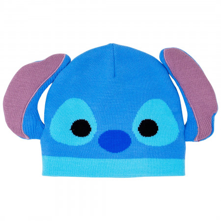 Disney Lilo and Stitch Blue Face Beanie