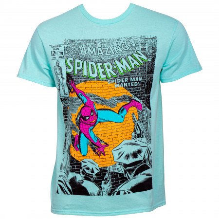 Spider-Man Wanted! T-Shirt