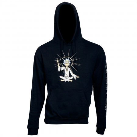 Rick and Morty Spiritual Hoodie