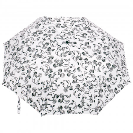 Disney Mickey Mouse Sketch Umbrella