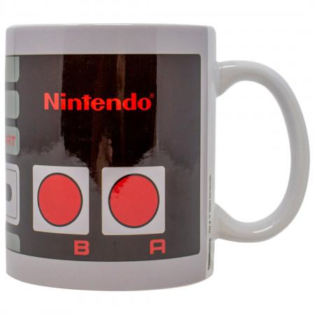Nintendo Controller Wrap 11 oz. Ceramic Mug