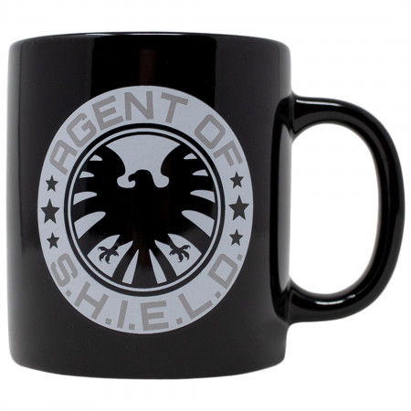 Marvel Agents of S.H.I.E.L.D. Symbol 15 oz. Mug