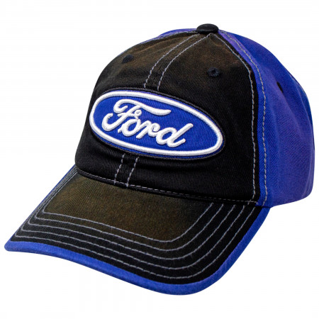 Ford Logo Unconstructed Cap