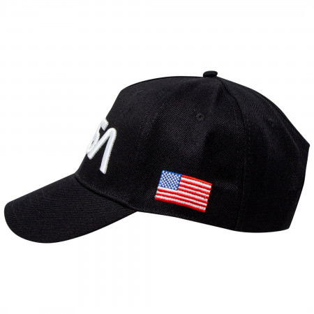 NASA Space Logo Adjustable Snapback Hat