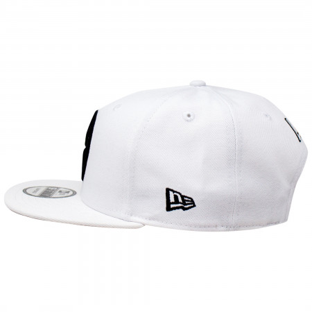 White Lantern Color Block New Era 9Fifty Adjustable Hat