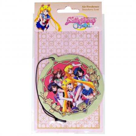 Sailor Moon Strawberry Air Freshener