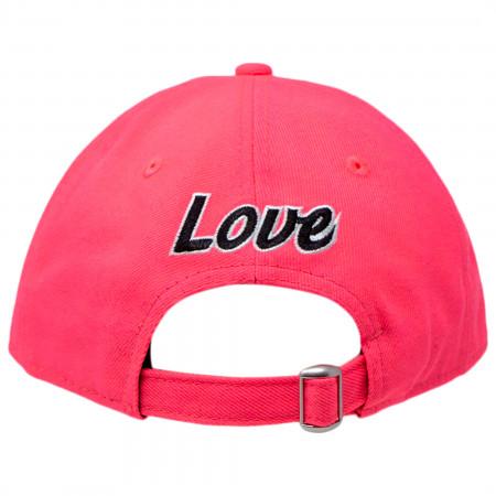 Pink Lantern Color Block New Era 9Twenty Adjustable Hat